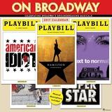 On Broadway - 2017 Calendar Kalendarze