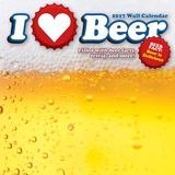 I Love Beer - 2017 Calendar Calendriers