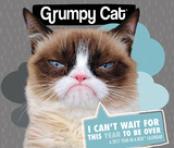 Grumpy Cat - 2017 Boxed Calendar Calendars