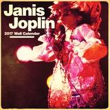 Janis Joplin - 2017 Calendar Calendars