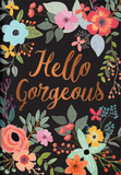Hello Gorgeous Pocket Planner - 2017 Monthly Pocket Planner Calendars