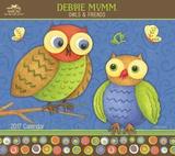 Debbie Mumm - Owls & Friends - 2017 Calendar Calendriers