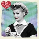 I Love Lucy - 2017 Calendar Calendars