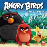 Angry Birds - 2017 Calendar Calendarios