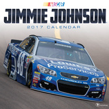 Jimmie Johnson - 2017 Calendar Calendars