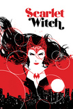 Cover, Featuring Scarlet Witch Posters