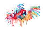 Perroquet Art par  okalinichenko