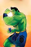 Totally Awesome Hulk No.2 Cover Poster