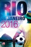 Olympics 2016- Brazil Poster