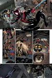 Nova No.4 Panel, Featuring Nova, Ultimate Spider-Man Morales and Ms. Marvel (Kamala Khan) Posters