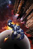 Venom: Space Knight No.2 Cover Print