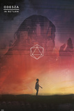Odesza- In Return Posters