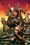 Hercules No.3 Cover Posters