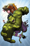 Totally Awesome Hulk No.2 Panel, Featuring Totally Awesome Hulk and More Posters