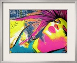Seduction Framed Giclee Print by Nicole Quattrocki
