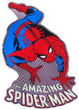 Spider-Man Tin Sign