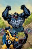 Contest of Champions No.5 Cover, Featuring Venom, Sentry and Night Thrasher Poster