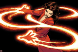 Panel, Featuring Scarlet Witch Posters