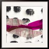 Kabu 6 Framed Giclee Print by David Owen Hastings