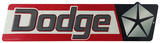 Dodge Tin Sign