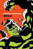 Totally Awesome Hulk No.3 Cover Print