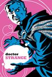 Doctor Strange No.5 Cover Metal Print