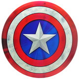 Captain America Shield Tin Sign