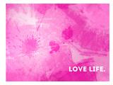 Emotional Art Love Life Prints by Melanie Viola