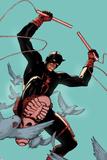 Daredevil No.2 Cover Plastic Sign
