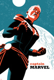 Captain Marvel No.2 Cover Posters