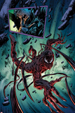 Carnage No.3 Panel, Featuring Claire Dixon and Carnage Prints