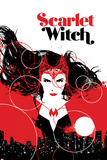 Cover, Featuring Scarlet Witch Plastic Sign