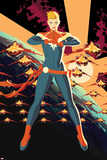 Captain Marvel No.1 Cover Print