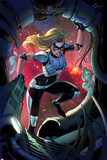 Ms. Marvel No.2 Cover Metal Print