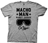 WWE- Macho Man Randy Savage Oh Yeah! T-shirts