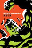 Totally Awesome Hulk No.3 Cover Metal Print