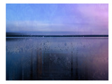 Scenery Art Finland Landscape Print by Melanie Viola