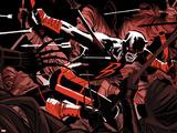 Daredevil No.3 Panel Plastic Sign