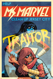 Ms. Marvel No.3 Cover, Featuring Ms. Marvel (Kamala Khan) Prints