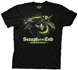 Seraph of the End- Shinoa and Mitsub Shirt