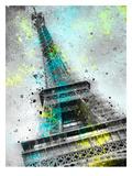 City Art Paris Eiffel Tower III Poster by Melanie Viola