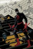 Daredevil No.3 Cover Plastic Sign