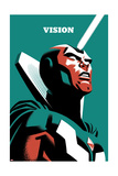 Vision No.4 Cover Poster