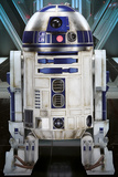 Star Wars: The Force Awakens- Idle R2-D2 Planscher