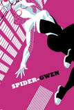 Spider-Gwen No.5 Cover Metal Print