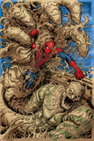 Spidey No.2 Cover, Featuring Spider-Man and Sandman Prints