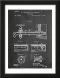 Vintage Beer Tap Patent Prints