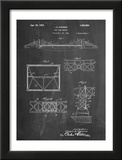 Golden Gate Bridge Patent, Long Span Bridge Art