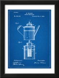 Coffee Percolator Patent Posters