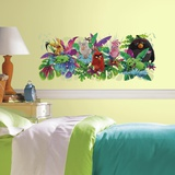 Angry Birds the Movie Peel and Stick Giant Wall Graphic Wall Decal